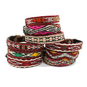 morocco dog collar 11-14